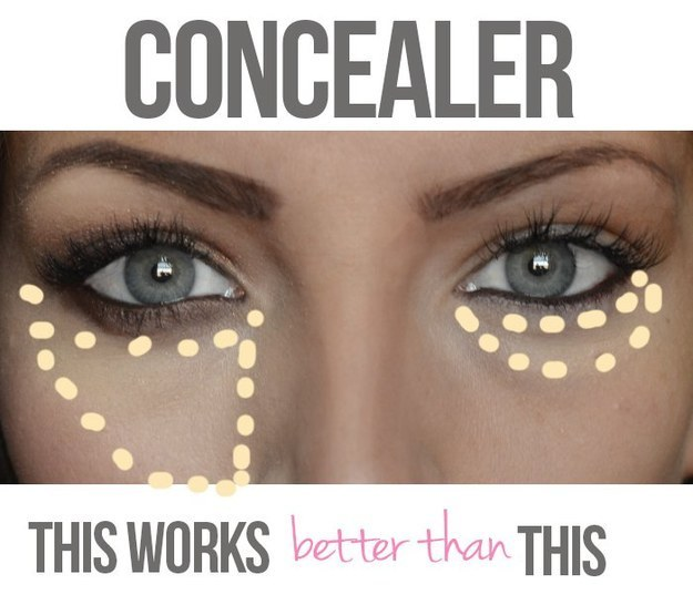 Jul 26, · How to Use Concealer. Four Parts: Selecting the Right Concealer and Tools Preparing Your Face for Concealer Applying Concealer Blending and Setting Your Makeup Community Q&A Using the right type and shade of concealer correctly will help you achieve a flawless complexion. Concealer %(1).