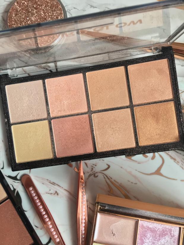 makeup-revolution-pro-glow-palette