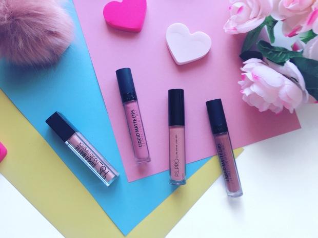 Liquid Lipstick vs Gloss