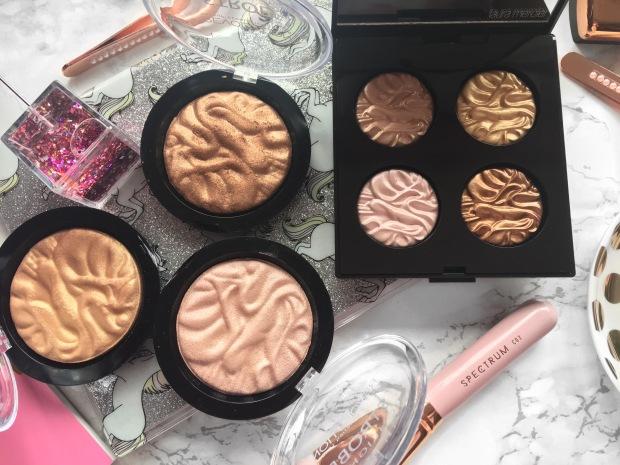 Makeup Revolution Strobe Highlighter Dupes