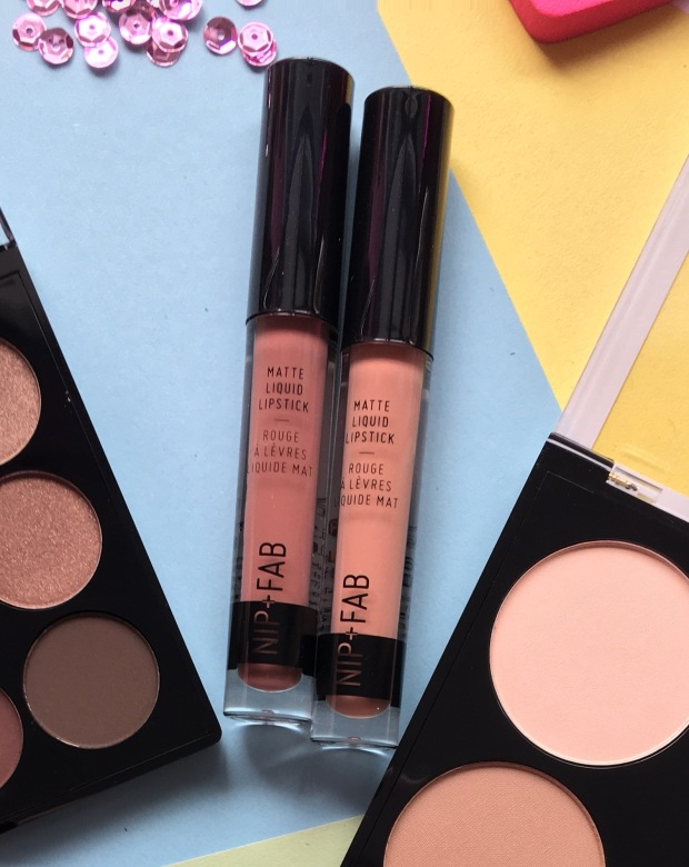 Nip+Fab Lqiuid Lipstick