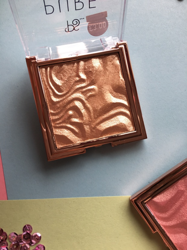 Primark PS Pure Glow Highlighter Champagne 2