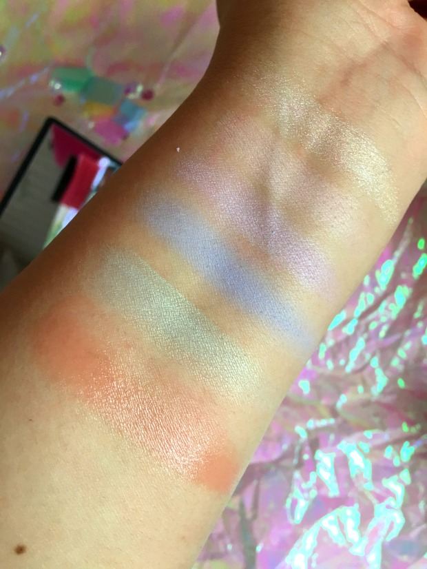 3INA ASOS SS17 SWATCHES