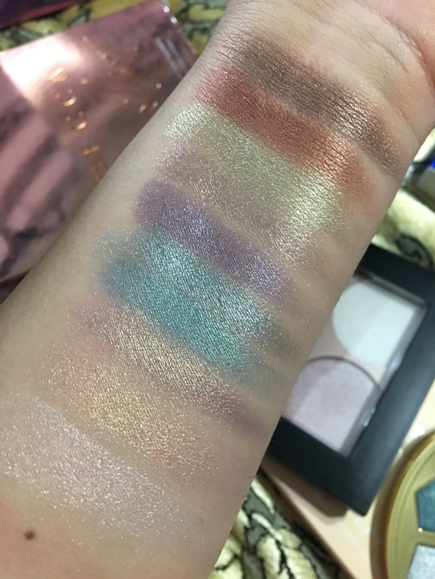 Sephora Swatches (3)