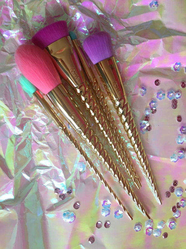Tarte Unicorn Brushes