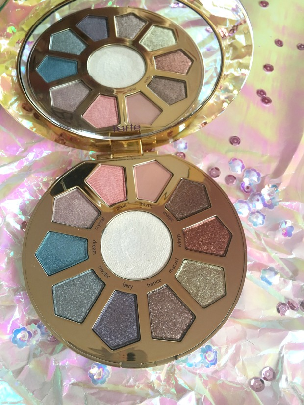 Tarte Unicorn Face and Cheek Palette