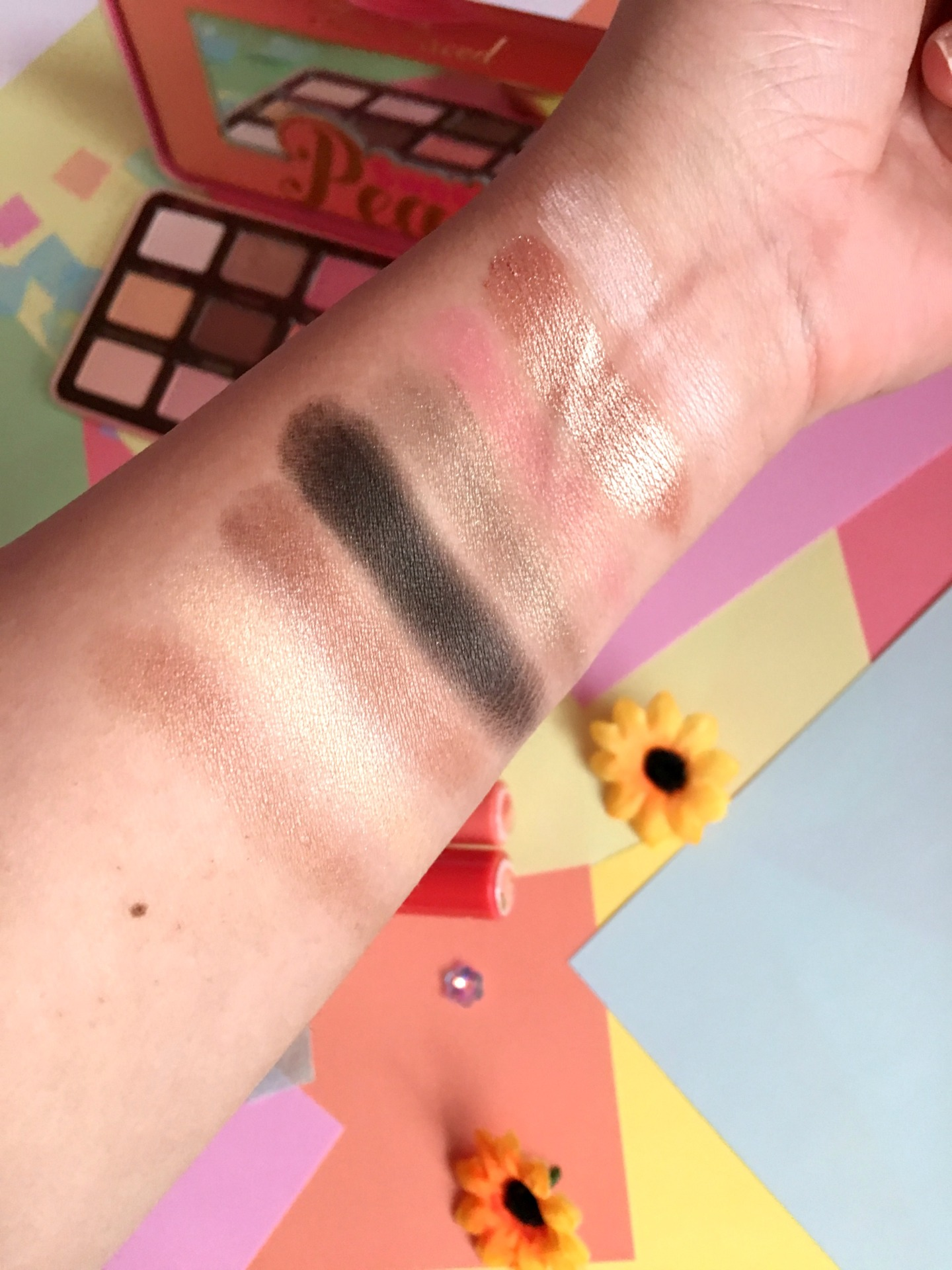 Too Faced Swatches (1)