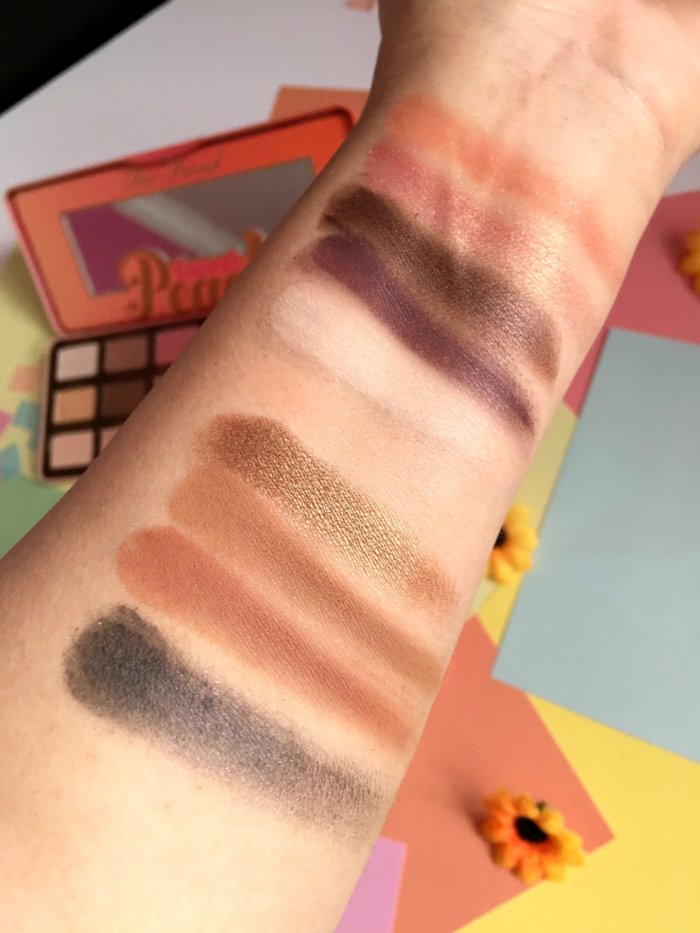 Too Faced Swatches (2)