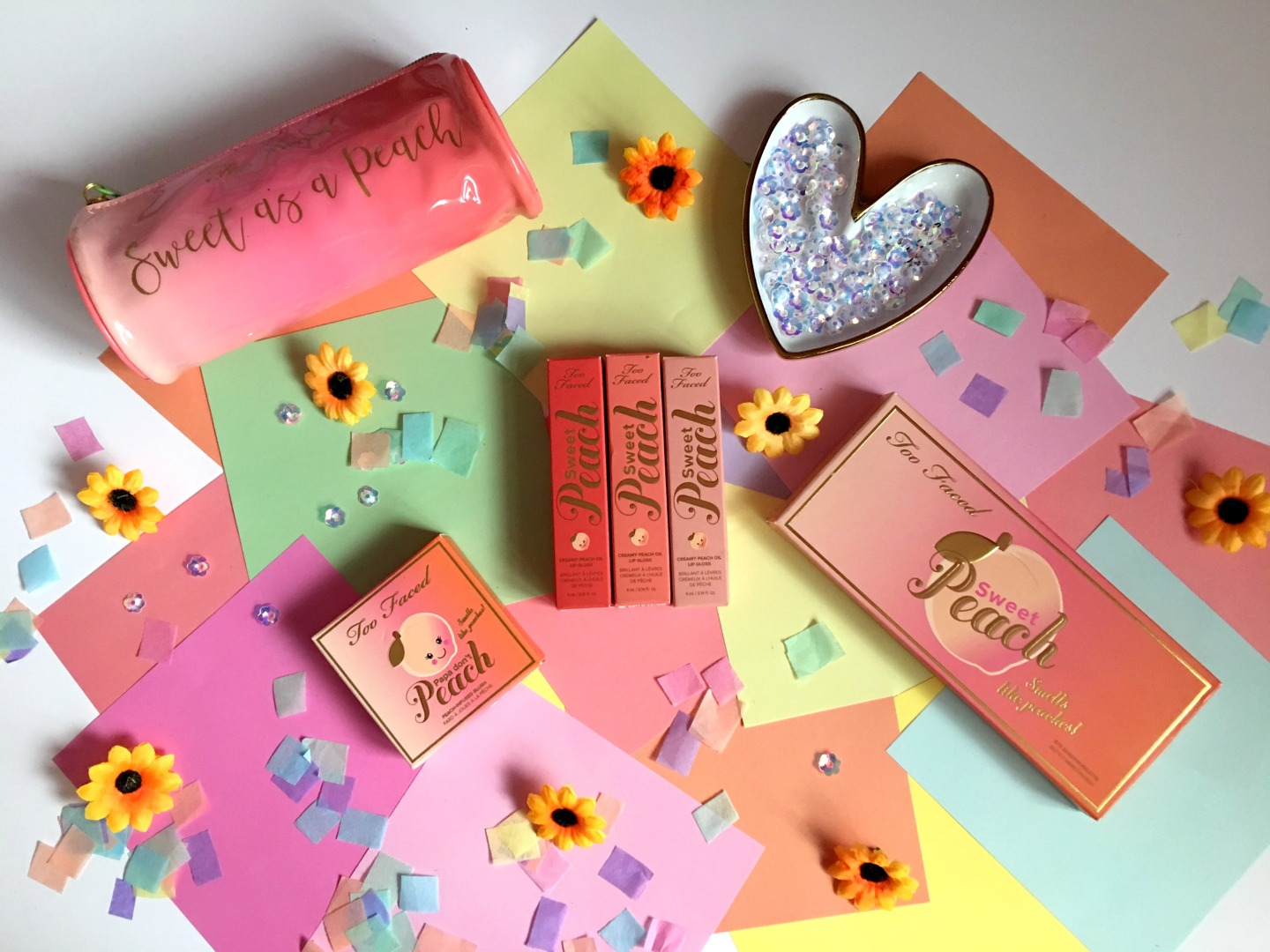Too Faced Sweet Peach Collection (11)
