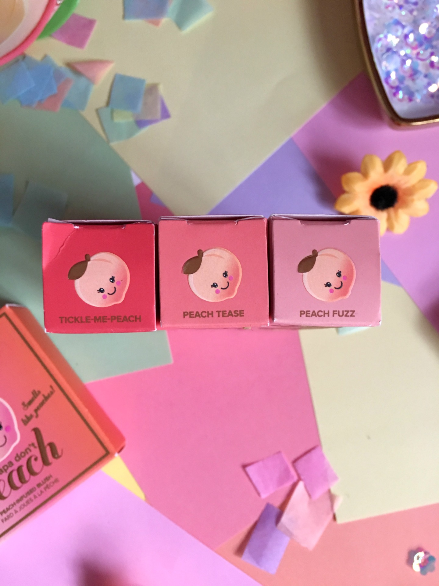 Too Faced Sweet Peach Collection (17)