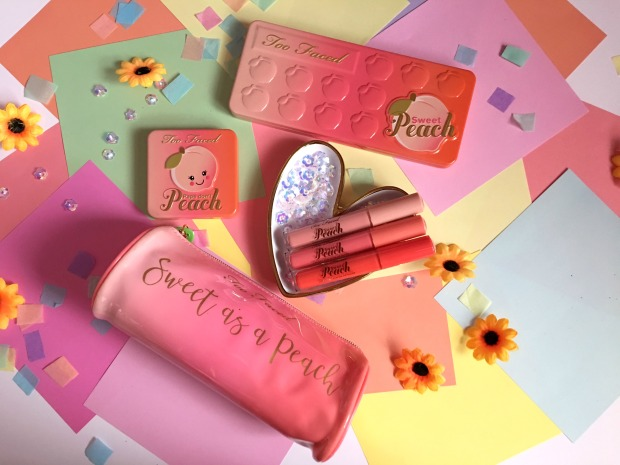 Too Faced Sweet Peach Collection (3)