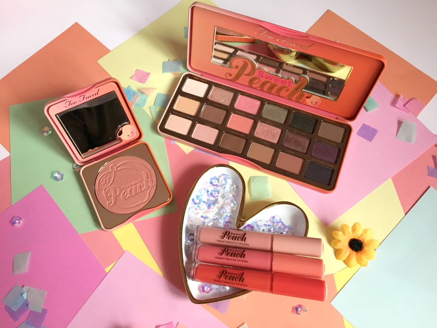 Too Faced Sweet Peach Collection (31)