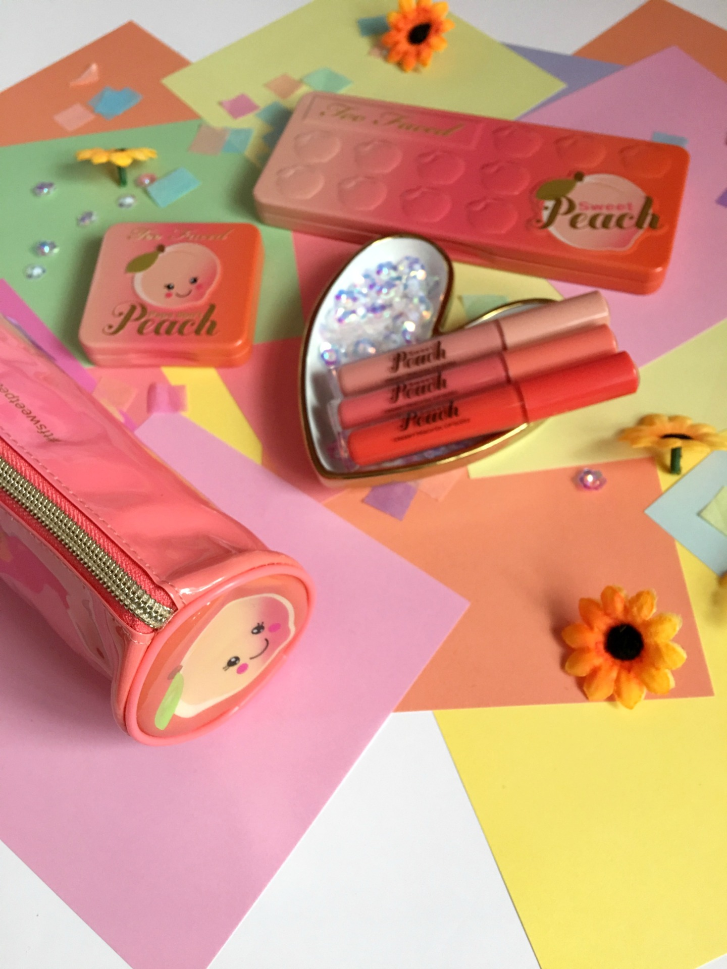 Too Faced Sweet Peach Collection (5)
