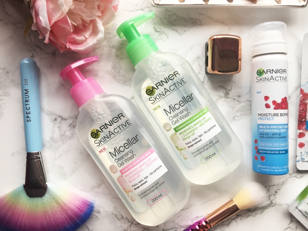 Garnier Cleansing Face Wash