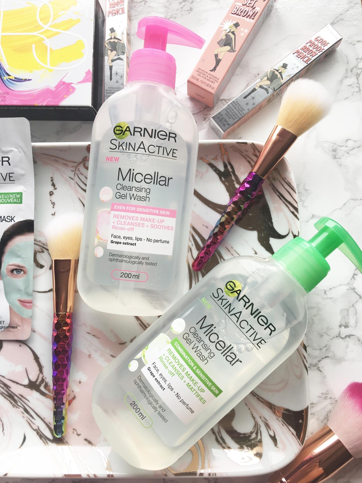 Garnier Face Wash