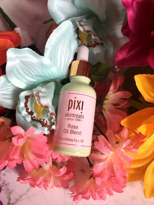 Pixi Rose Oil Blend