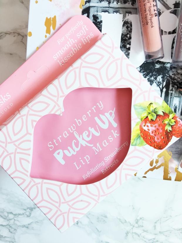 Strawberry Lip Mask