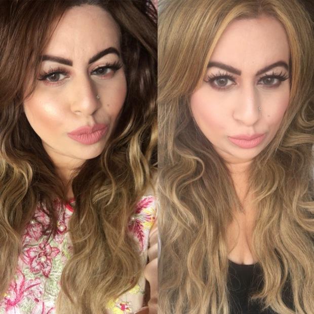 Musings of a Makeup Junkie Blonde Hair (1)